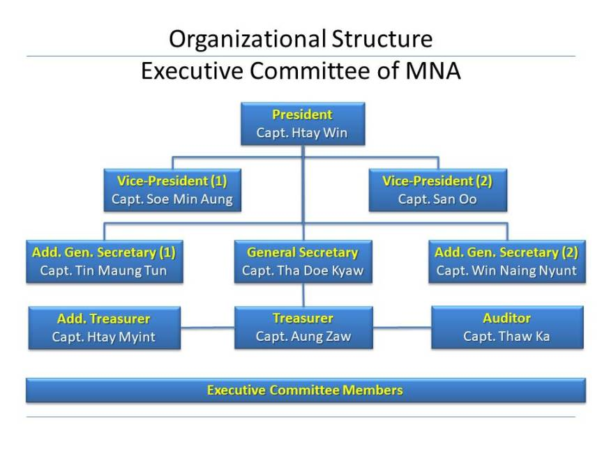 MN Org. Structure